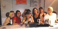 beer stand volunteers